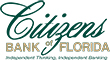 Citizens Bank of Florida Logo