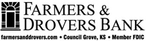 Farmers & Drovers Bank Logo