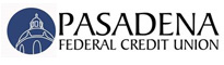 Pasadena Federal Credit Union Logo