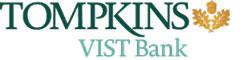 Tompkins VIST Bank Logo