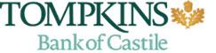 Tompkins Bank of Castile Logo