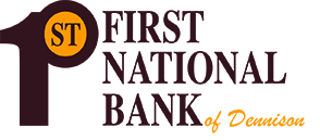 The First National Bank of Dennison