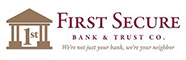 First Secure Bank and Trust Co. Logo