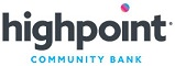 Highpoint Community Bank Logo